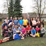 Losovací volejbalový turnaj 16.4.16
